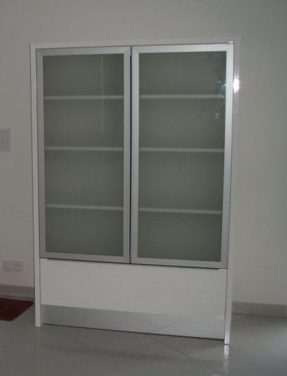 meuble blanc